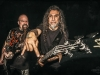 Slayer - Kerry King i Tom Araya (Foto: Roberto Pavić)