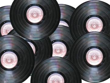 Vinilne ploče (Foto: Wikipedia)