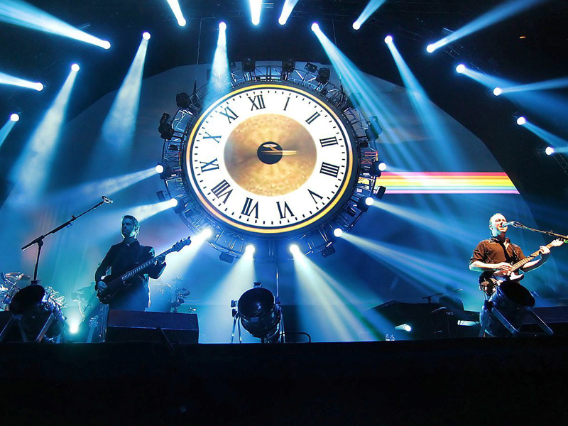 Pink Floyd - Uživo Na Pompejima