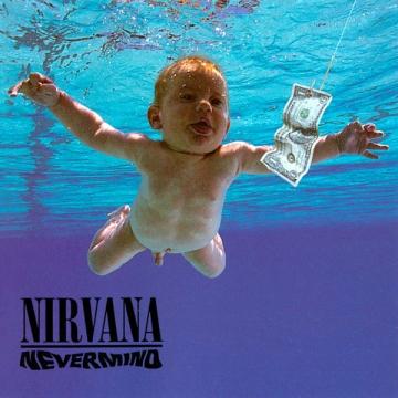 Nirvana 'Nevermind'