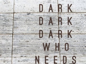 Dark Dark Dark 'Who Needs Who'