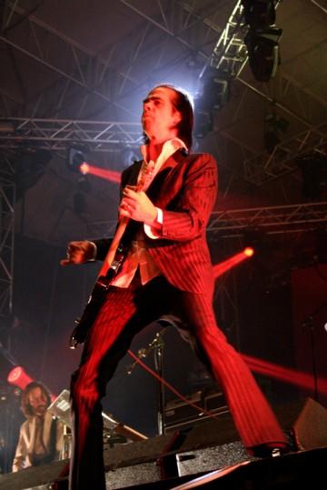 Nick Cave (Foto: Zoran Stajčić)