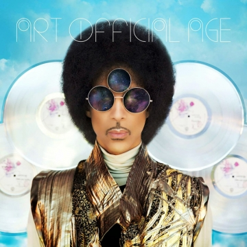Prince 'Art Official Age'