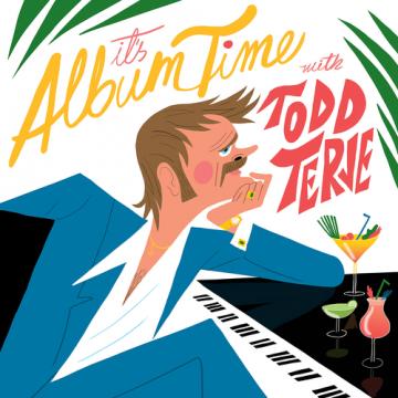 Todd Terje 'It's Album Time'