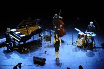 Tamara Obrovac Quartet (Foto: Vedran Metelko)