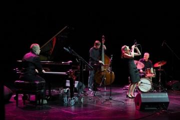 Tamara Obrovac Quartet u MSU-u (Foto: Vedran Metelko)