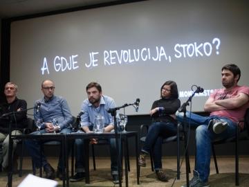 Tribina A gdje je revolucija stoko?