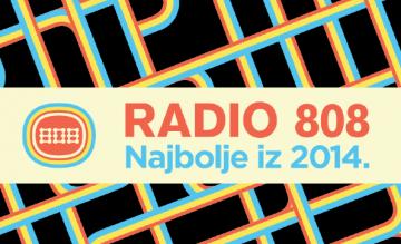 Radio 808 - godišnjih top 100 singlova