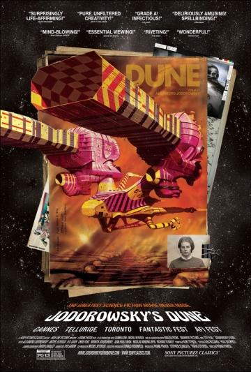 'Jodorowsky's Dune'