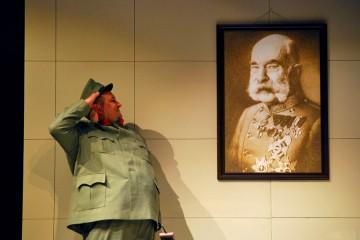 'Dobri vojak Švejk' u Komediji (Foto: Ines Novković)