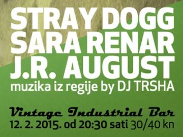 Muzika je Zvonko radost - Live u Vintage Industrial Baru