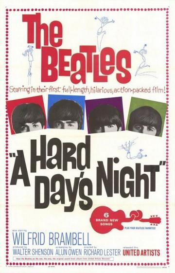 'A Hard Day's Night'