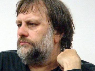 Slavoj Žižek (Foto: Wikipedia)