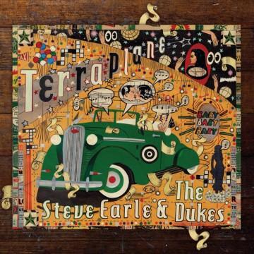 Steve Earle & The Dukes 'Terraplane'