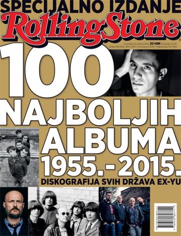 Rolling Stone - 100 najboljih albuma od 1955. do 2015. godine
