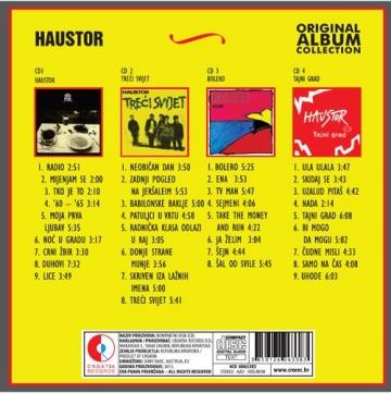 Haustor 'Original Album Collection'