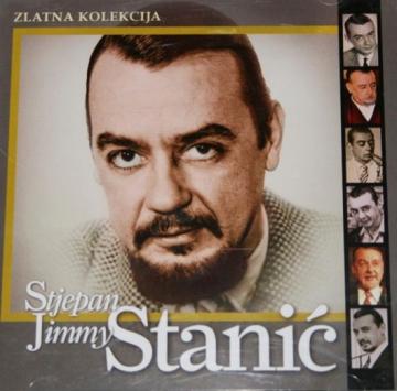 Stjepan Jimmy Stanić - Zlatna kolekcija (Croatia Records, 2011.) - evergin do evergrina