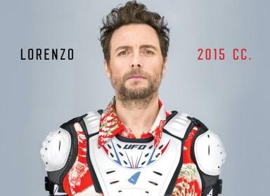 Jovanotti 'Lorenzo 2015 CC' – visoka kubikaža