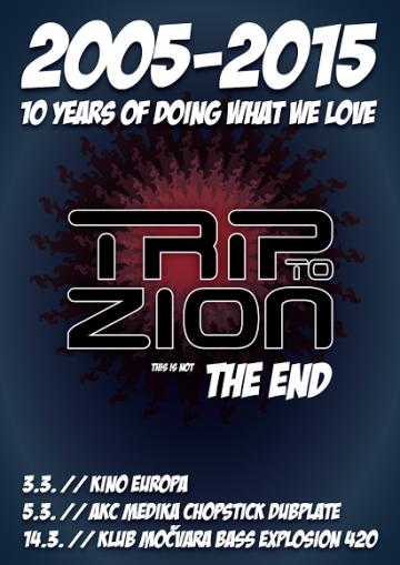 10 godina Trip to Zion kolektiva