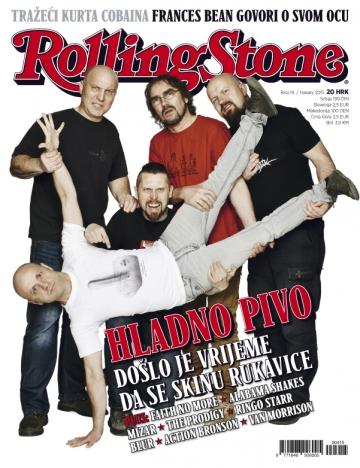 Rolling Stone Hrvatska - Travanj 2015
