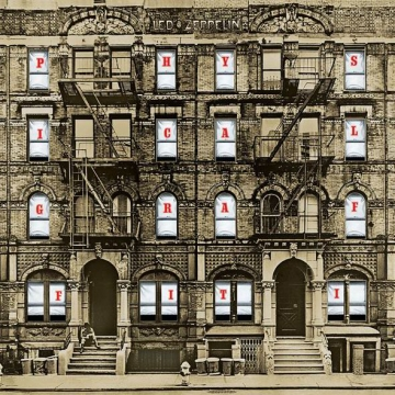 Led Zeppelin 'Physical Graffiti'