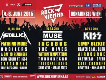 Rock in Vienna 2015