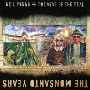 Naslovnica novog albuma Neila Younga