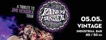 Randy Hansen Experience u Vintage Industrial Baru