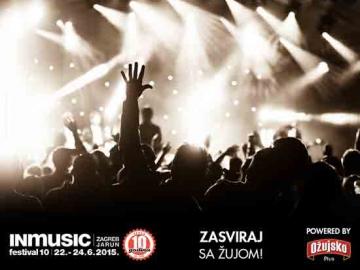 IN Music Festival - Zasviraj sa Žujom