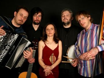 Tamara Obrovac Transhistria Ensemble (Foto: T. Stojko)