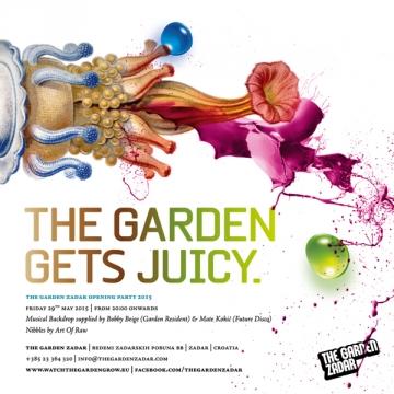 The Garden u Zadru ugošćuje dio festivala