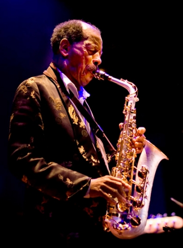 Ornette Coleman snimljen 2008. (Foto: Wikipedia)