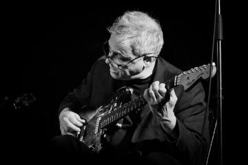 Marc Ribot (Foto: Bojan Tavčar)