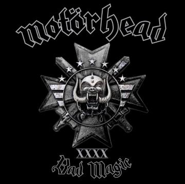 Naslovna strana 'Thunder & Lightning', albuma grupe Motörhead