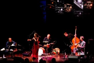 Tamara Obrovac Transhistria Ensemble u Lisinskom (Foto: Mario Juričić)