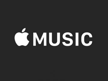 Logo Apple Musica