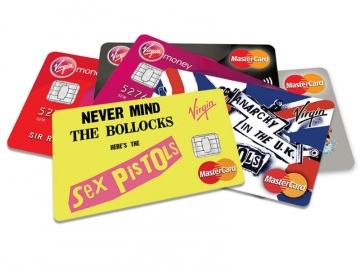 Kreditne kartice Virgin Moneya: God save the 'pegla' machine! (Izvor: virginmoney.com)