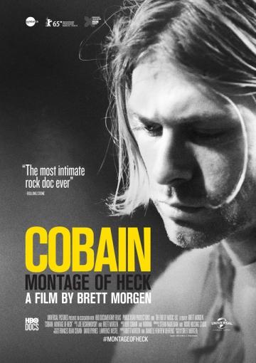 'Kurt Cobain: Montage of Heck'