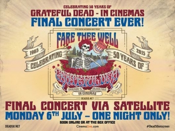 Grateful Dead: 'Fare Thee Well'