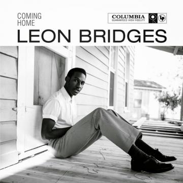 Omot singla: Leon Bridges 'Coming Home'
