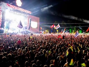 Sziget festival (Foto: Csudai Sándor)
