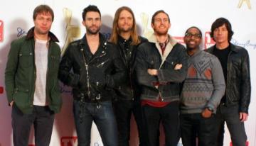 Maroon 5: Mickey Madden, Adam Levine, James Valentine, Jesse Carmichael, PJ Morton, Matt Flynn (Izvor: Wikipedia)