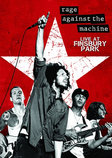 Rage Against the Machine - 'Live at Finsbury Park'