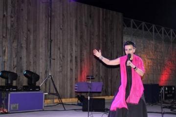 Amira Medunjanin u Šibeniku