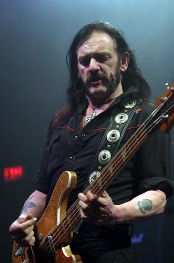 Lemmy Kilmister (Izvor: Wikipedia)