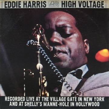 Eddie Harris 'High Voltage'