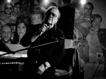 Arsen Dedić (Foto: Boris Štromar)