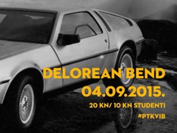 DeLorean Bend u Vintage Industrial Baru