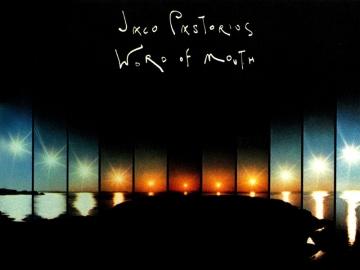 Jaco Pastorius 'Word of Mouth'