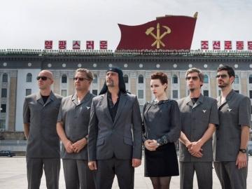 Laibach u Pjongjangu, Sjeverna Koreja (Foto: Laibach/Facebook)